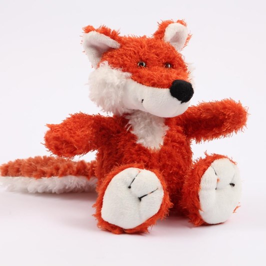 Teddykompaniet Bert The Fox - Small