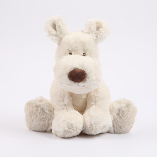 Teddykompaniet Teddy Cream Dog - Small