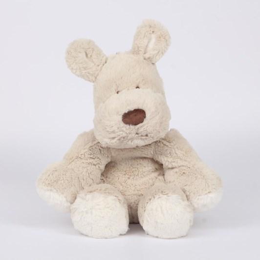Teddykompaniet Teddy Cream Dog - Large