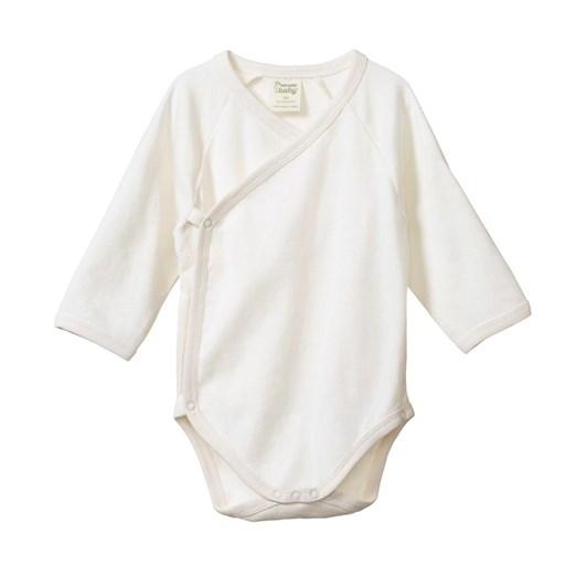 Nature Baby Long Sleeve Kimono Bodysuit