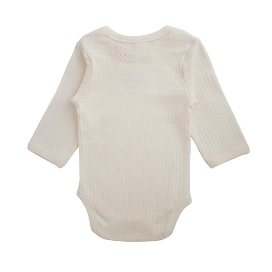 Nature Baby Pointelle Bodysuit