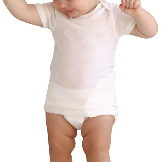 Elfwear Short Sleeve Merino Vest