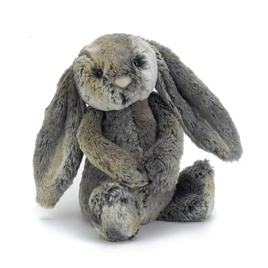 Jellycat Bashful Cottontail Beige Bunny - Medium