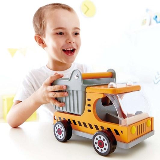 Hape Wooden Dumper Truck