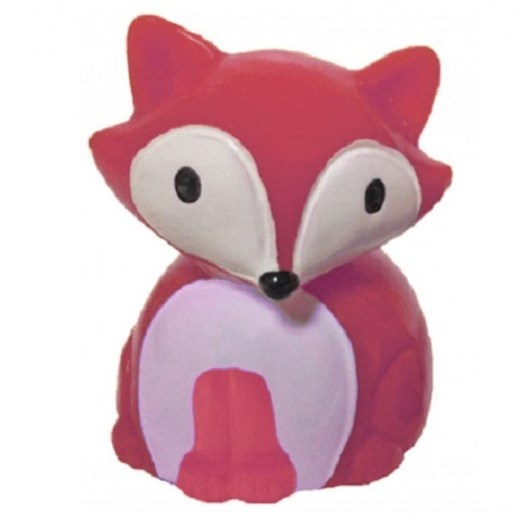 Pink Poppy Owl & Fox Scented Lip Balm