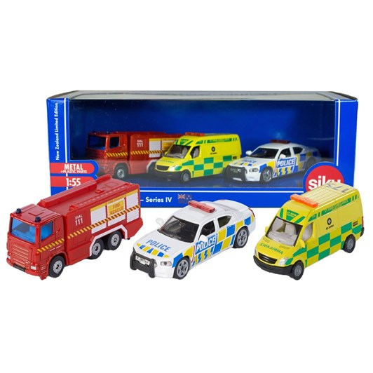 Siku New Zealand Emergency Set - 3pc