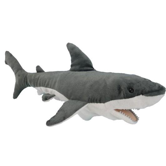 Antics Shark Puppet No Sound