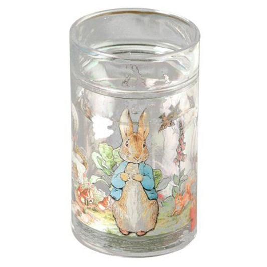 Peter Rabbit Glitter Beaker