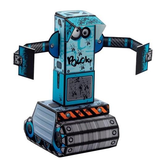 Djeco Urban Robots Papercraft