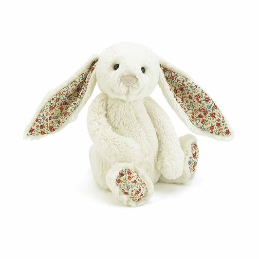 Jellycat Bashful Blossom Cream Bunny Medium
