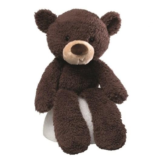 Gund Fuzzy Chocolate Bear 38Cm