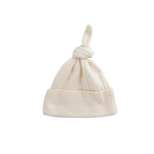 Nature Baby Pointelle Beanie