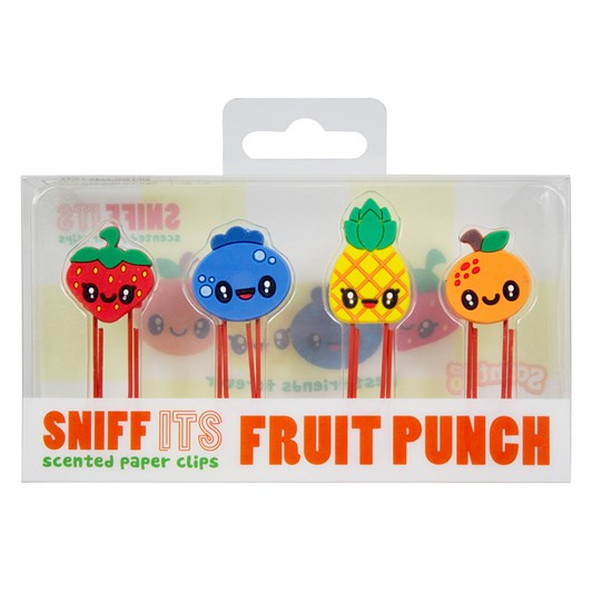 Scentco Sniff Its Clips Fruit Set Of 4