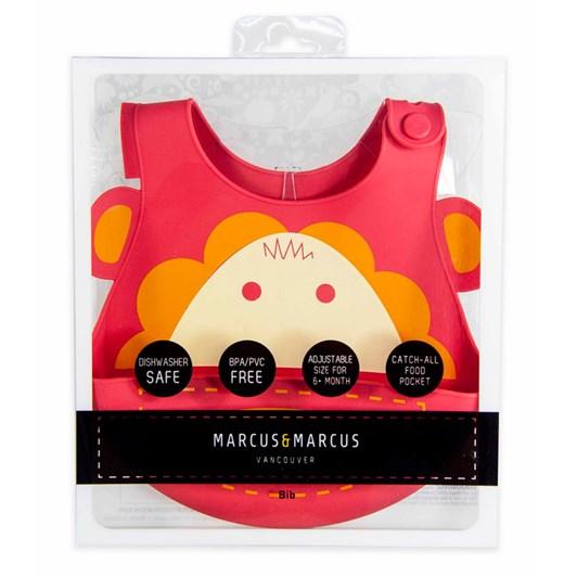 Marcus & Marcus Baby Bib Lion