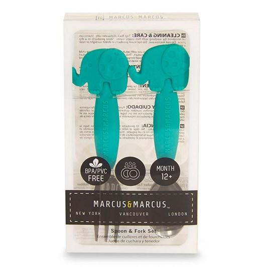 Marcus Marcus Spoon & Fork set Elephant