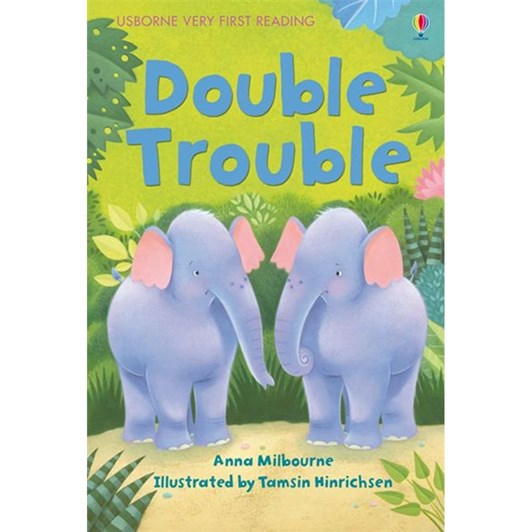 Usborne Double Trouble