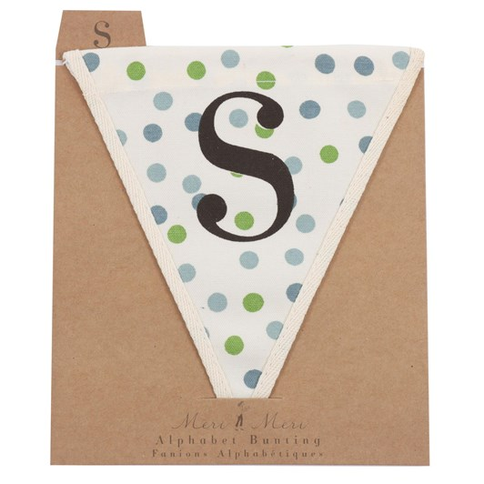 Oxted Resources Bunting/ Fabric Spotty S