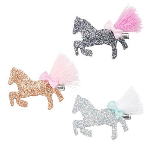 Pink Poppy Magical Unicorn Hair Clips