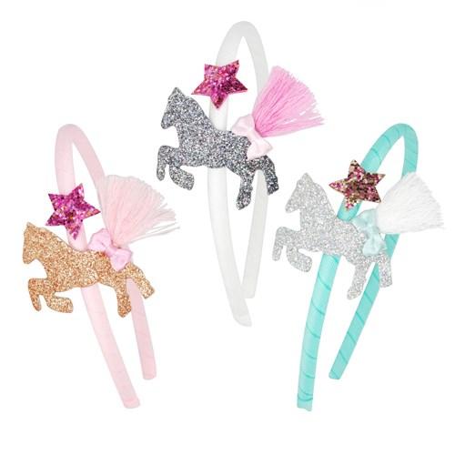 Pink Poppy Magical Unicorn Headband