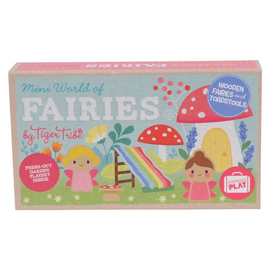 Tiger Tribe Mini World- Fairies