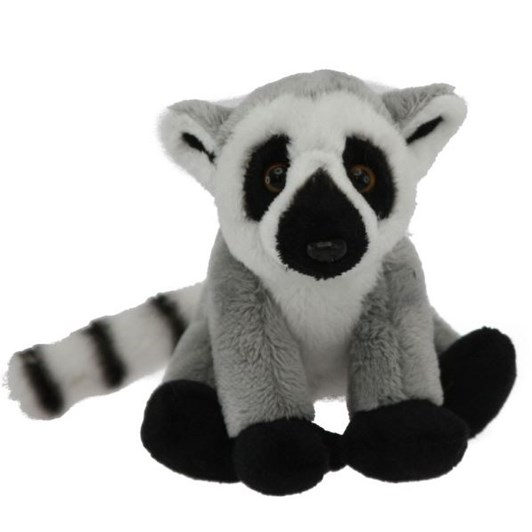 Antics Wild Mini Lemur 12Cm