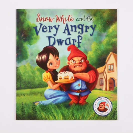 Snow White & The Very Angry Dwarf