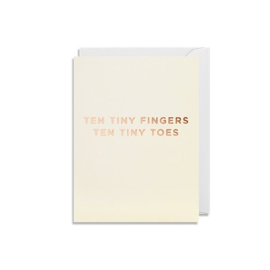 Oxted Baby Ten Tiny Fingers