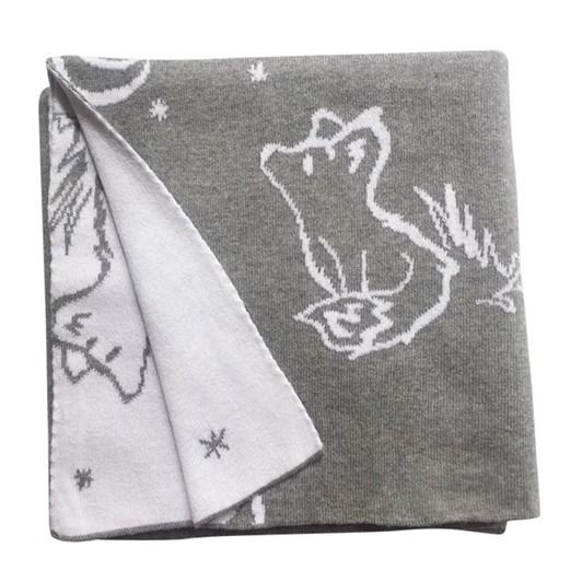 Babu Fox Blanket