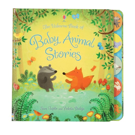 Usborne Baby Animal Stories