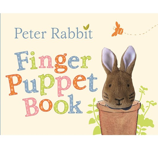 Peter Rabbit: Finger Puppet Book