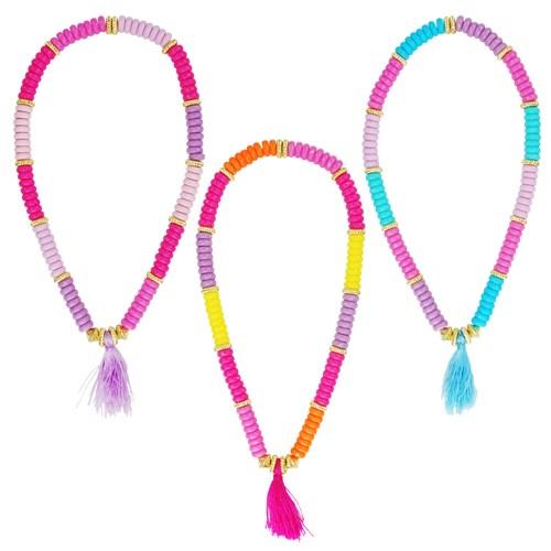 Pp Tassel Fashion Necklace