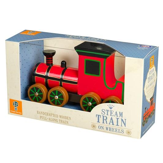 O/Tree Steam Train Pull-Along