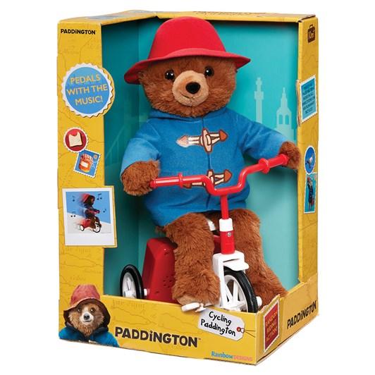 Paddington On A Bike