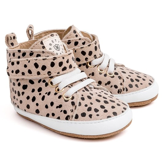 Pretty Brave Hi-Top Winter Spots Shoes