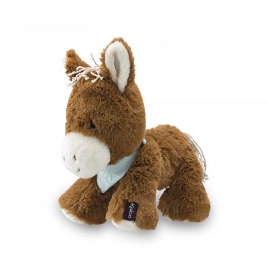 Kaloo Mocha Horse Soft Toy 25cm