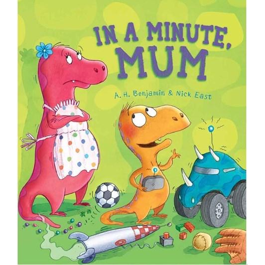Blue Duck Books In A Minute Mum