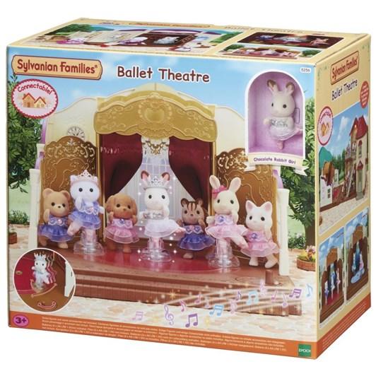 Sylvanian Families Ballerina Theatre
