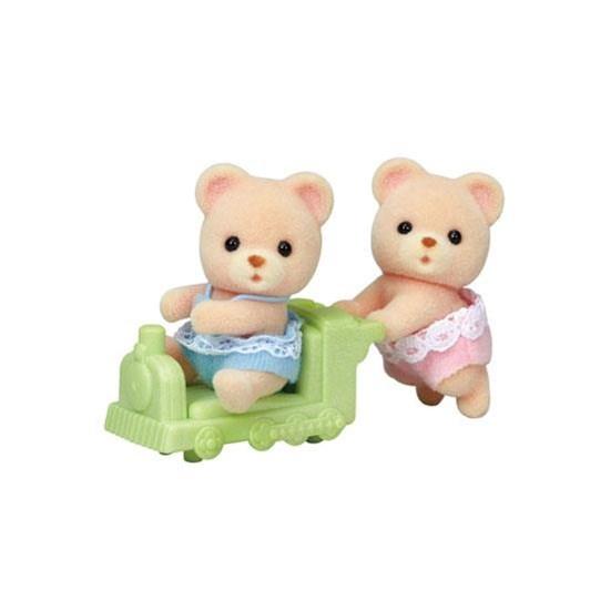 Sylvanian Families Bear Twins