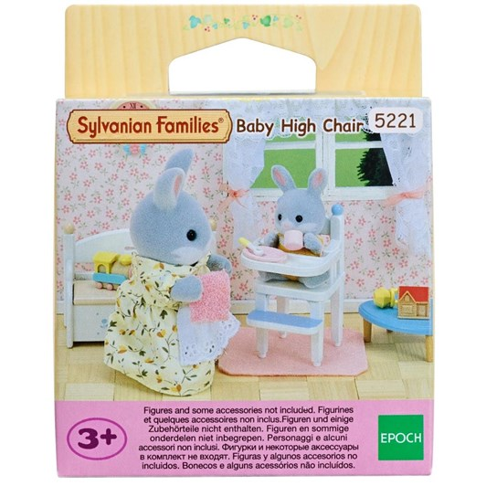 Sylvanian Familes Baby High Chair