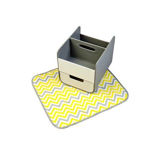 B.Box Nappy Caddy Mellow Yellow