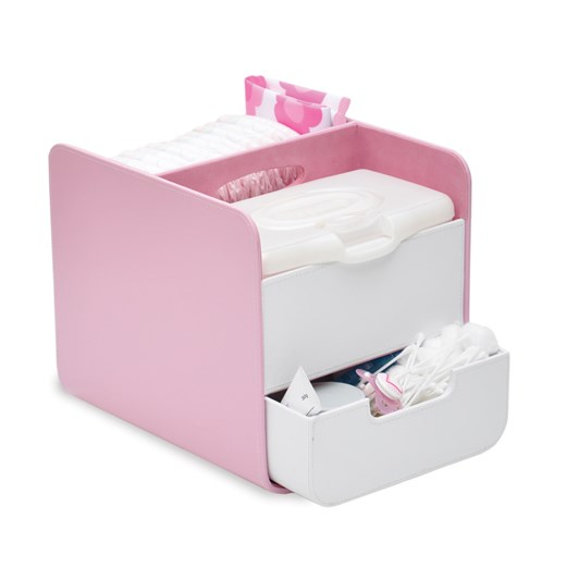 B.Box Nappy Caddy Pretty In Pink