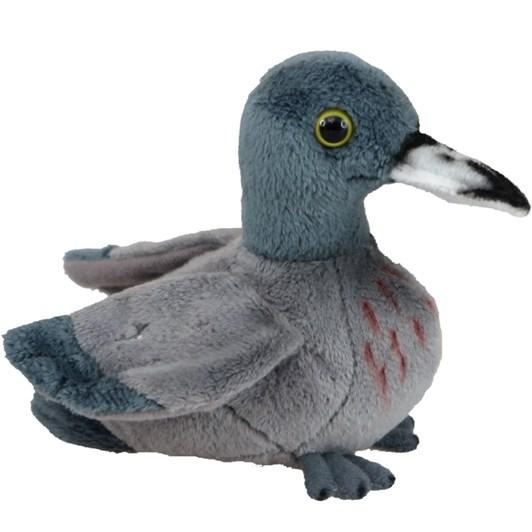 Antics Mini Blue Duck 12Cm
