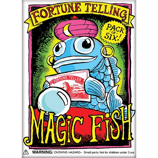House Of Marbles Fortune Teller Fish