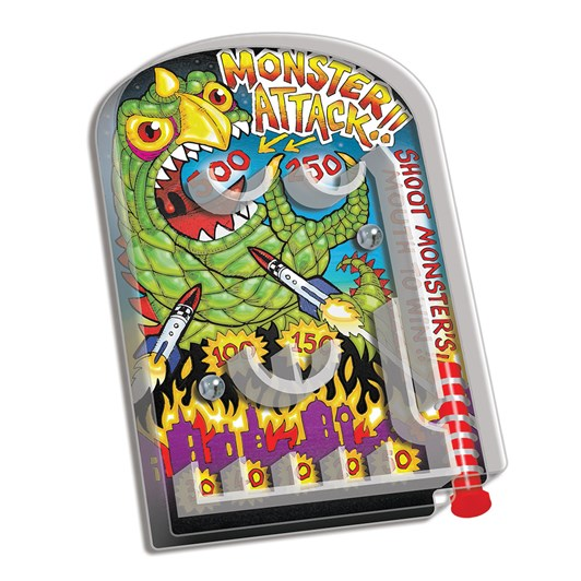 House Of Marbles Pocket Pinball