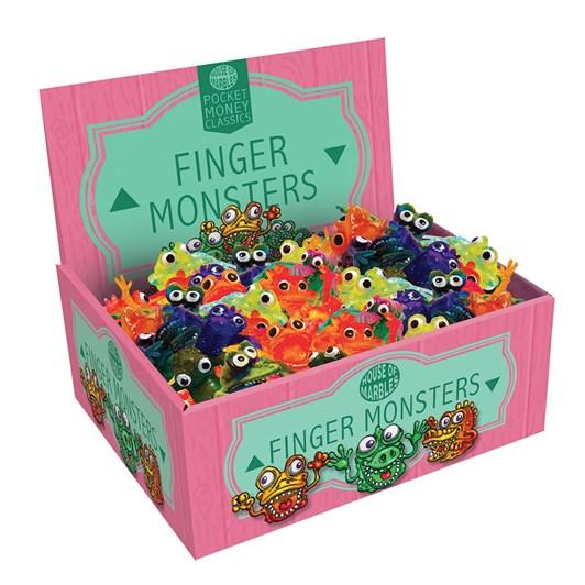 House Of Marbles Finger Monsters