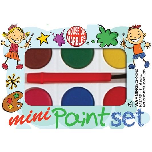 House Of Marbles Mini Paint Set