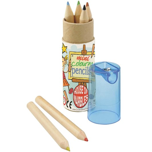 House Of Marbles Mini Colouring Set