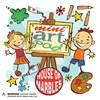 House Of Marbles Mini Art Pad -
