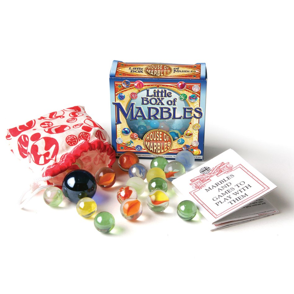 House Of Marbles Little Box Of Marbles -