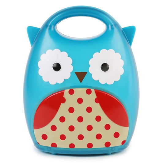 Skip Hop Zoo Take-Along Nightlight- Owl